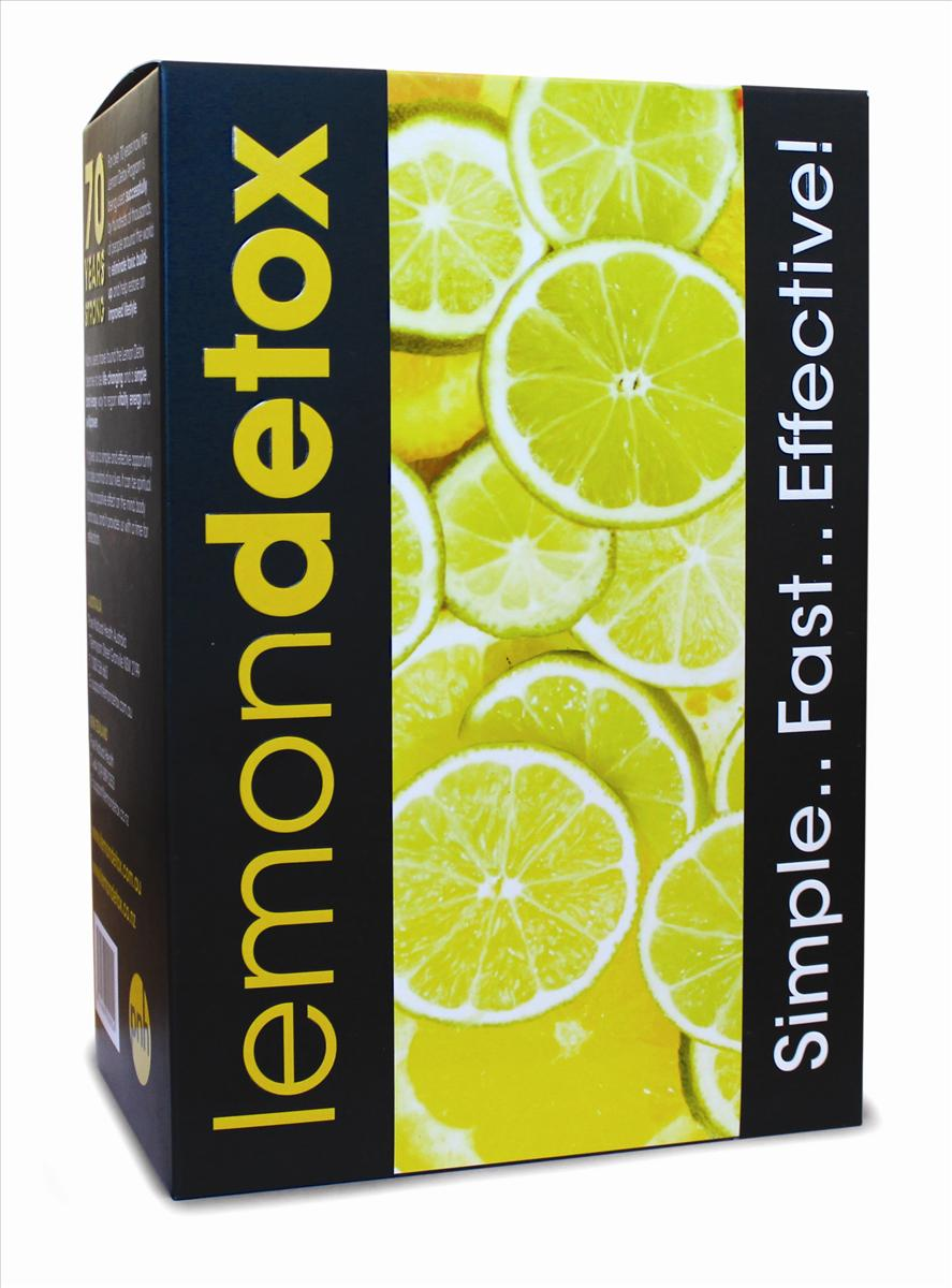 Lemon Detox 7 day kit