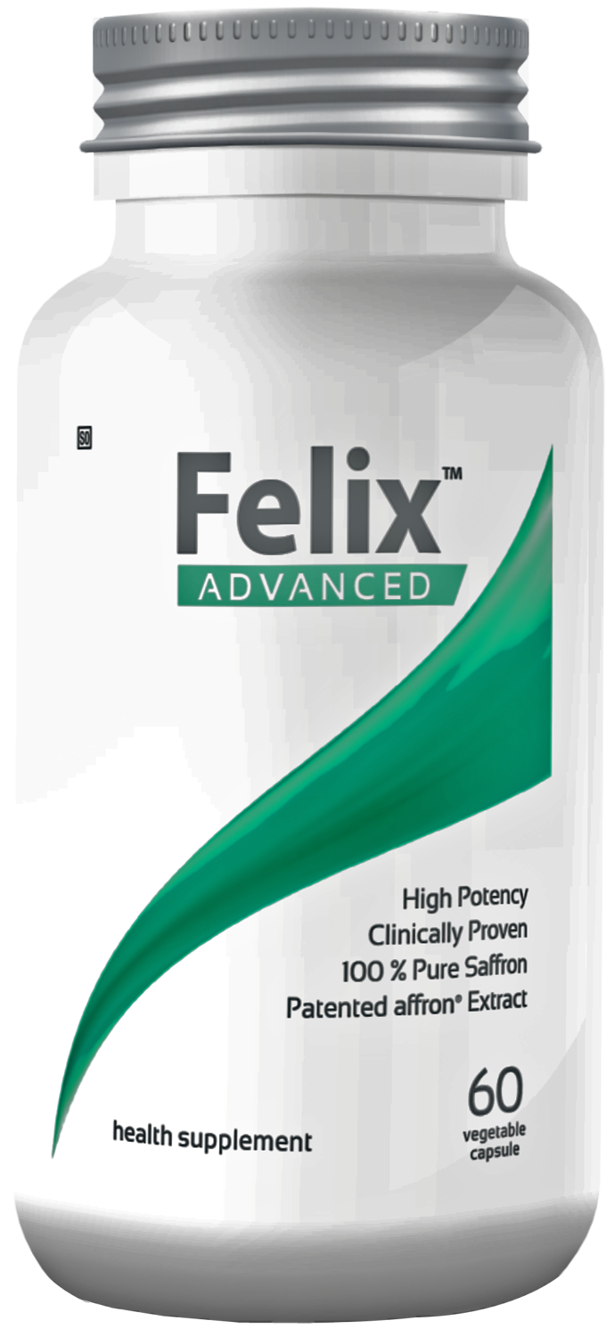 Coyne Healthcare - Felix Advanced - 100% Pure Saffron Extract with BCM95®