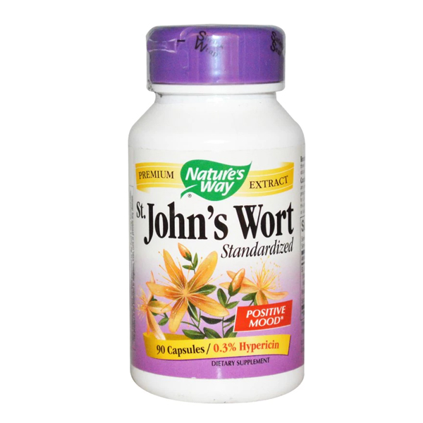 Natures Way St Johns Wort - Standardized