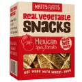 [CLEARANCE] Matt's Flatts Real Vegetable Snacks - Mexican Spicy Tomato