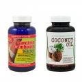 Garcinia Cambogia with FREE Coconut Oil 120 Softgels