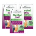 Good Health Svetol 2800 Green Coffee Bean Extract - 3 for 2