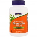 NOW Graviola Double Strength 1000mg