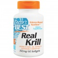 Doctor's Best Real Krill 350mg 60's