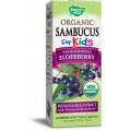 Natures Way Sambucus for Kids Certified ORGANIC Berry Flavoured 120ml
