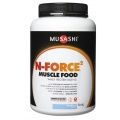 Musashi N-Force Muscle Food Whey Protein Blend