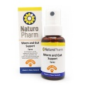 Naturo Pharm PET-MED Worm & Gut Support