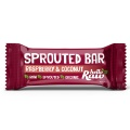 [CLEARANCE] Hello Raw Sprouted Bars - Raspberry & Coconut 45g