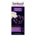 Sambucol Black Elderberry Syrup - Original Formula