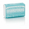 Dr Bronner's Magic Bar Soap - All-One Hemp Pure Castile Soap - UNSCENTED Baby-Mild