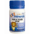 [CLEARANCE] Martin & Pleasance Kidz Minerals Pain & Fever Ease