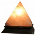 Mt Meru Salt Lamp Pyramid