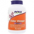 NOW Cider Vinegar Diet Formula