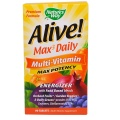 Nature's Way Alive Max3 Daily Multi-Vitamin Max Potency