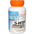 Doctor's Best - 5HTP Enhanced with Vitamins B6 and C