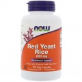 NOW Red Yeast Rice 600mg