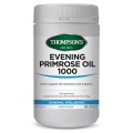 Thompsons Evening Primrose Oil 1000mg