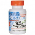 Doctor's Best - Brain Magnesium with Magtein™ 75mg