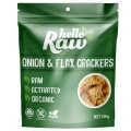 Hello Raw Crackers