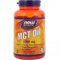 NOW MCT Oil 1000mg Softgels
