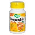 Natures Way Primadophilus Chew Orange Kids (Refrigerate)