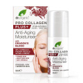 Dr.Organic Pro Collagen+ Anti-Aging Moisturiser With Dragon's Blood