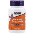 NOW Red Palm Tocotrienols 50mg