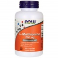 NOW L-Methionine 500mg