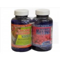 Natural Health Trading Garcinia Cambogia and Rasberry Ketone 60+60 Caps