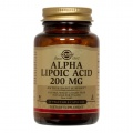 Solgar Alpha Lipoic Acid 200mg