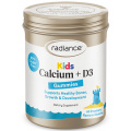 Radiance Kids Calcium + D3 Gummies