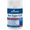 [CLEARANCE] Good Health Red Super Krill 750mg