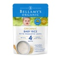 Bellamy's Organic Baby Rice with Prebiotic