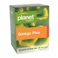 Planet Organic - Gingko Plus Tea