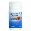Schuessler Tissue Salts Combination U - Calcium Absorption