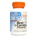 Doctor's Best - L-Carnitine Fumarate 855 mg