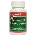 Nutra-Life Resveratrol Plus Grapeseed