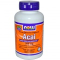 Now Acai 500mg 100 Vcaps