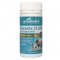 Good Health Placenta 25,000 plus Grape Seed