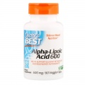 Doctor's Best Alpha-Lipoic Acid 600mg