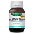 Thompsons Bilberry 12000 one-a-day
