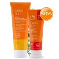 Oasis Beauty SPF30+ Broad Spectrum Sunscreen 250ml + Oasis SPF50 Ultra Sunscreen
