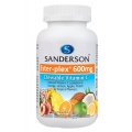 Sanderson Ester-plex Vitamin C 600mg 5 Fruit Flavour Chewable