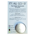 [SAMPLES] It's All Good Natural Cream Man Deodorant Cypress & Lemon