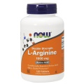 NOW L-Arginine Double Strength 1000mg