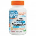 Doctor's Best - High Absorption Chelated Magnesium