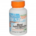 Doctor's Best - Ashwagandha 125mg